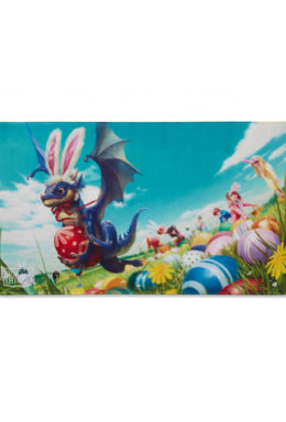 Copertina di Dragon Shield Playmat – Easter Dragon (Limited Edition)