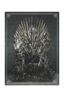 Game Of Thrones Iron Throne Puzzle