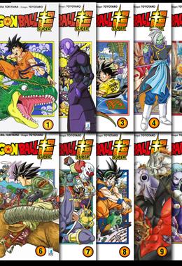 Copertina di Dragon Ball Super – Saga Completa