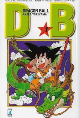Copertina di Dragon Ball Evergreen Edition – Saga Completa