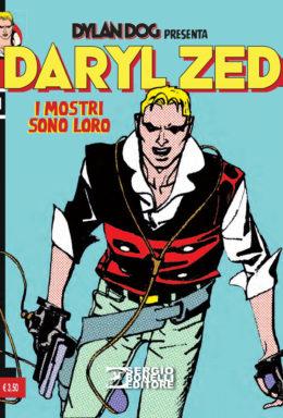 Copertina di Daryl Zed n.1