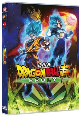 Copertina di Dragon Ball Super – Broly