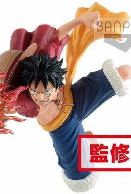 Copertina di One Piece: Gxmateria – The Monkey D. Luffy