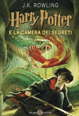 Copertina di Harry Potter e La Camera dei Segreti
