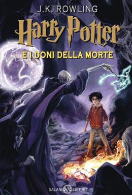 Copertina di Harry Potter e i Doni della Morte