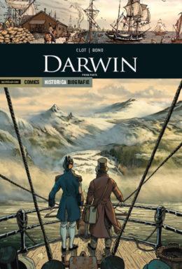 Copertina di Historica Biografie n.24 – Darwin Parte Prima