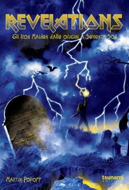 Copertina di Martin Popoff – Iron Maiden Revelations