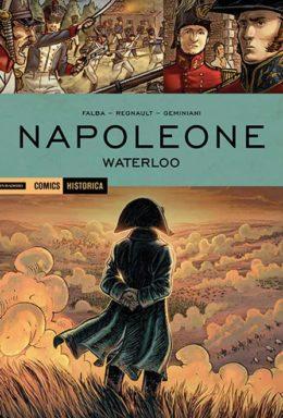 Copertina di Historica n.49 – Napoleone: Waterloo