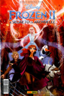 Disney Graphic Novel n.1 – Frozen Il Segreto di Arandelle