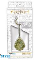 Hp Hogwart's Crest Keychain