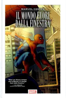 Copertina di Marvel Collection – Il Mondo Fuori dalla Finestra – Jack Kirby