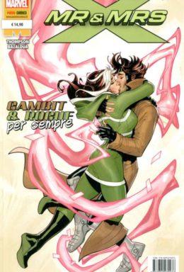 Copertina di Mr. & Mrs. X – Gambit e Rogue per sempre 2