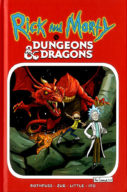 Rick And Morty Vs Dungeon & Dagons n.1