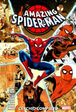 Copertina di Spider-Man – Cerchio Completo