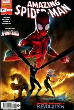 Copertina di Spider-Man n.740 – Amazing Spider-Man 31