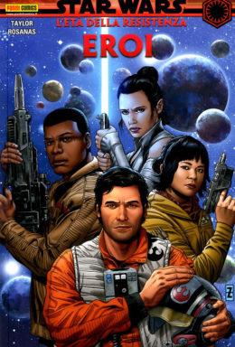 Copertina di Star Wars L'Età della Resistenza – Eroi