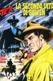 Tex n.703 – La Seconda Vita di Bowen