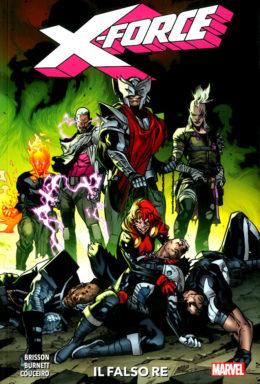 Copertina di X-Force 2 – Il Falso Re