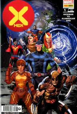 Copertina di Gli Incredibili X-Men n.362 – X-Men 1