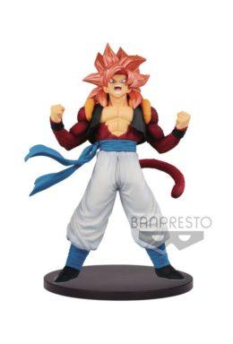 Copertina di Dragon Ball Super Gogeta SS God Figure