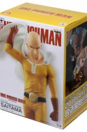 One Punch Man dxf Saitama Figure