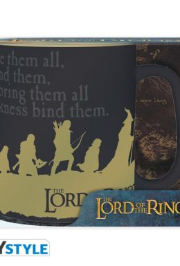 Copertina di The Lord Of The Rings Group Mug