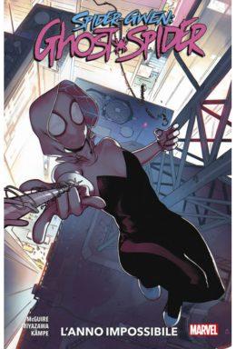 Copertina di Spider-Gwen – Ghost Spider n.2