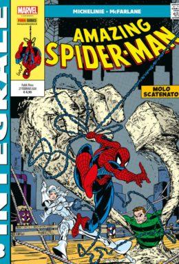 Copertina di Marvel Integrale Spider-Man 3