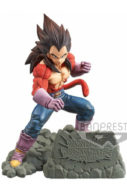 Dragon Ball GT SS4 Vegeta Figure