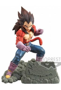 Copertina di Dragon Ball GT SS4 Vegeta Figure