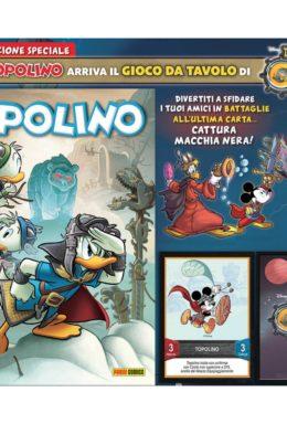 Copertina di Supertopolino n.3351 + Mazzi Donald