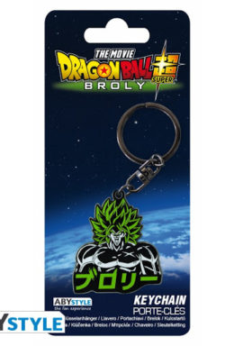 Copertina di Dragon Ball Broly Keychain