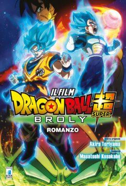 Copertina di Dragon Ball Super Broly: Il Romanzo