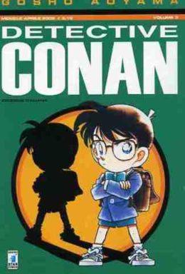 Copertina di Detective Conan n.3