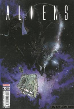 Copertina di Aliens n.33