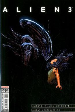 Copertina di Aliens n.32