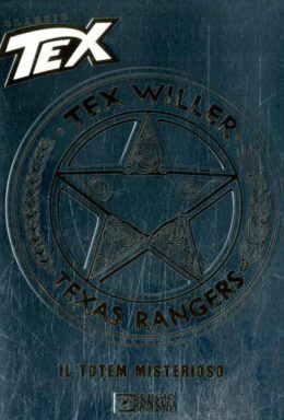 Copertina di Tex Classic 1 – Variant Stella