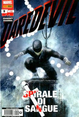 Copertina di Devil E I Cavalieri Marvel n.102 – Daredevil 9