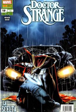 Copertina di Doctor Strange n.62 – Doctor Strange 19