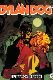 Dylan Dog n.402 – Il Tramonto Rosso