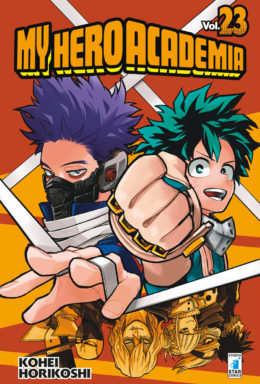 Copertina di My Hero Academia n.23 – Dragon 260