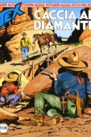 Tex Nuova Ristampa n.448 – Caccia ai Diamanti
