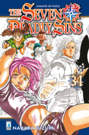 The Seven Deadly Sins n.34