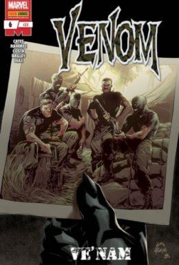 Copertina di Venom n.23 – Venom 6
