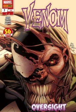 Copertina di Venom n.24 – Venom 7