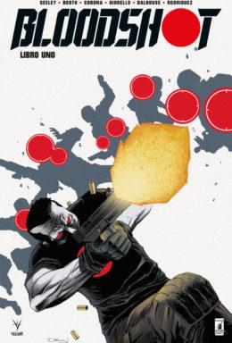 Copertina di Bloodshot Nuova Serie n.1
