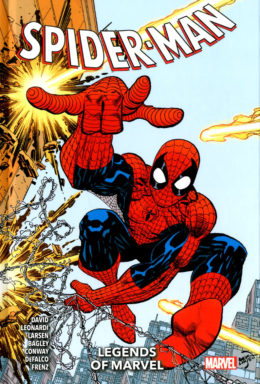 Copertina di Legends Of Marvel – Spider-Man n.1