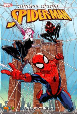 Copertina di Marvel Action – Spider-Man n.1