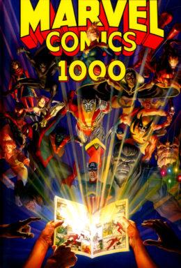 Copertina di Marvel Comics 1000 – Marvel Collection