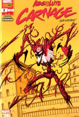 Copertina di Absolute Carnage n.3 – Cover B Calcare